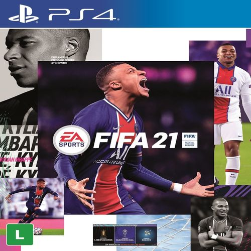 Jogo PS4 - FIFA 21 - Sony