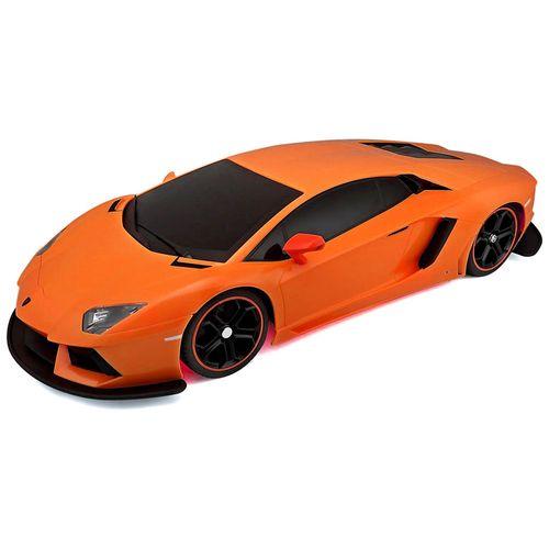 Veículo De Controle Remoto - 1:24 - Maisto Tech - Lamborghini Aventador Laranja - Maisto