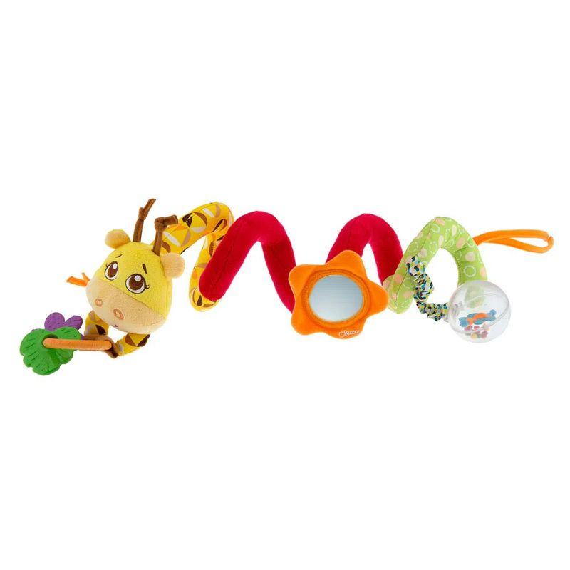 Kit-Carrinho-de-Passeio---Miinimo-2---Preto-Pearl-e-Mobile-de-Carrinho---Girafinha---Chicco