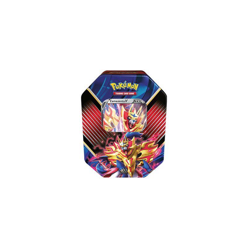 Jogos-de-Cartas---Latas-Pokemon---Lendas-de-Galar---Zamazenta-V---Copag-0