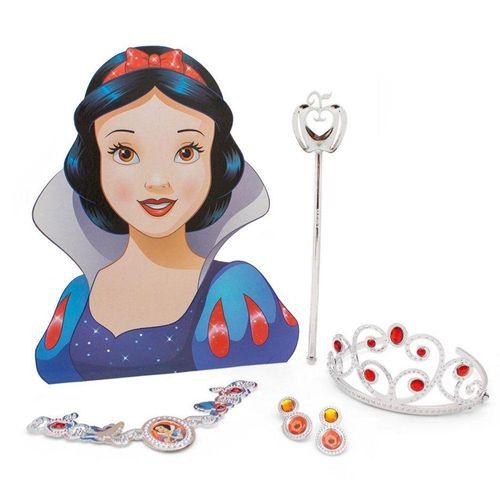 Kit Beleza Infantil - Princesa Branca de Neve - Princesas Disney - Toyng