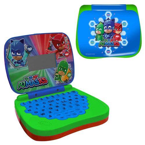 Laptop Infantil Eletrônico - Bilíngue - PJ Masks - Candide