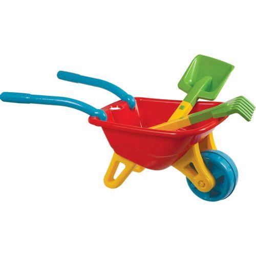 Big Carriola Vermelha 844 - Magic Toys