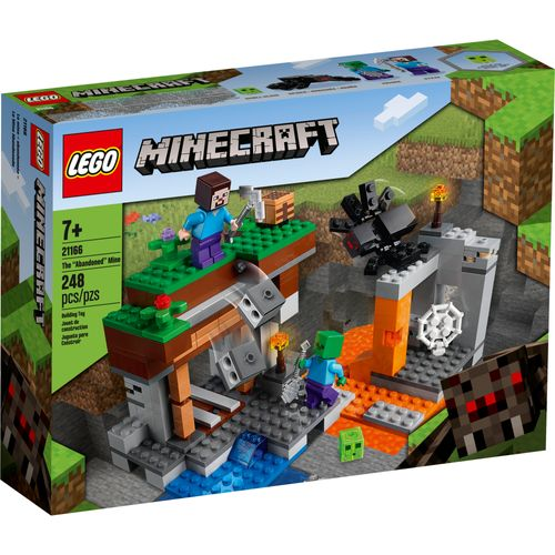 LEGO Minecraft - A Mina Abandonada - 21166