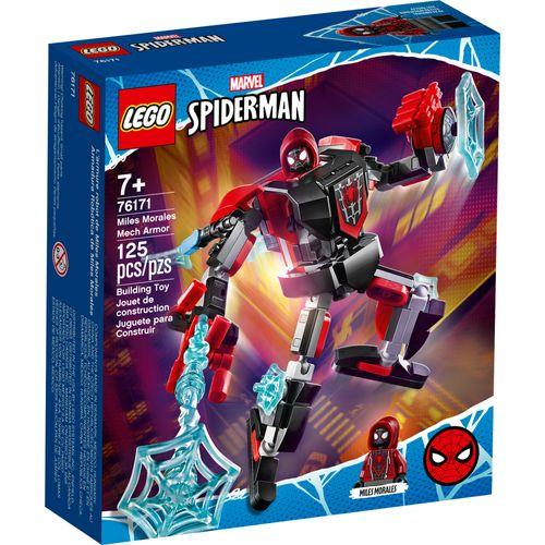 LEGO Marvel - Armadura Robô De Miles Morales - 76171