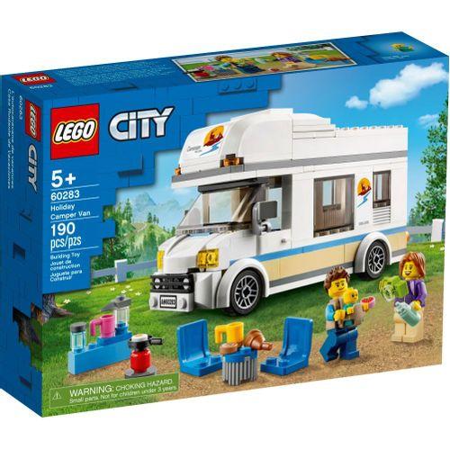LEGO City - Trailer De Férias - 60283