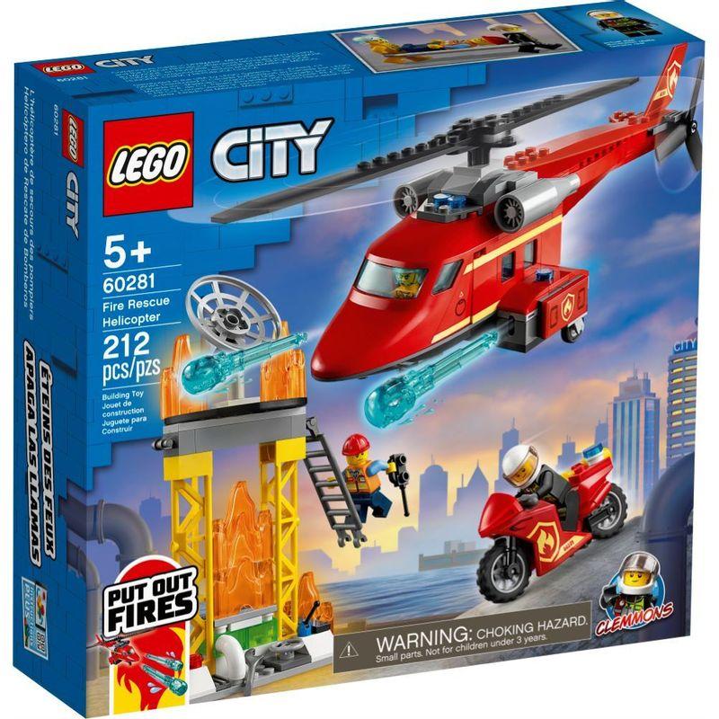 LEGO-City---Helicoptero-de-Resgate-dos-Bombeiros---60281--0