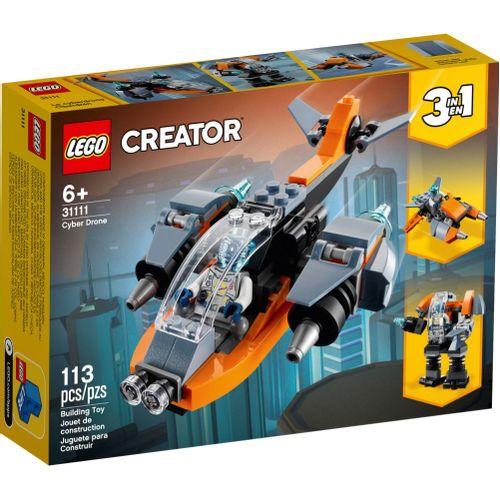 LEGO Creator - Ciberdrone - 31111